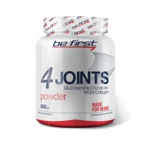 Хондропротектор Be First 4 joints powder  300 гр