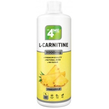 Л-Карнитин 4ME Nutrition L-carnitine 3000 mg 1000 ml